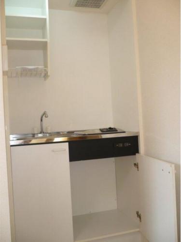 ベルカント302号室 キッチン