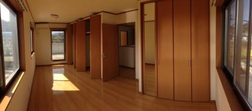 相模原市城山分譲賃貸注文建築大型貸家物件情報リゾネット城山 室内画像 2階洋室