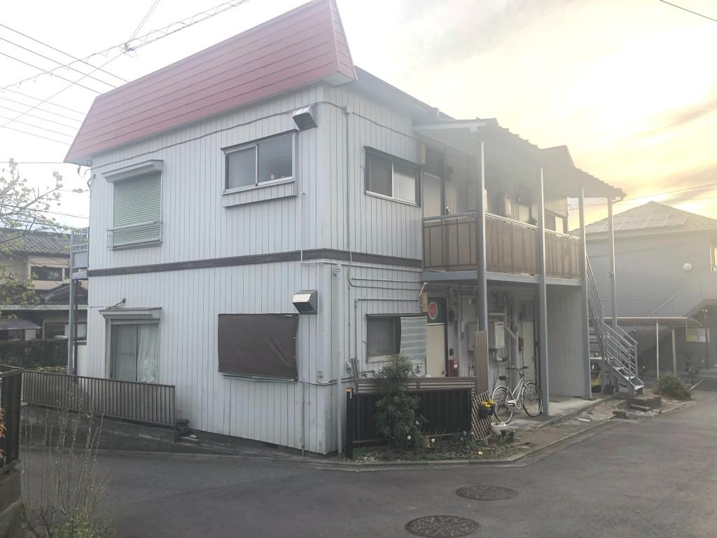 町田市小山町2DKアパート物件情報(有)リビングホームハウス三堂 外観画像