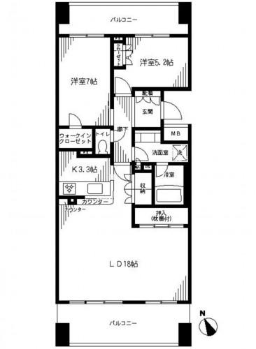 相模原駅徒歩4分高層タワーマンション アデニウムタワー相模原 分譲マンション床暖房。オートロック賃貸