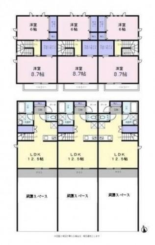 ポタジェ緑ヶ丘Ⅱa 橋本駅徒歩圏カップル・新婚・ファミリーオススメ2LDK賃貸物件情報