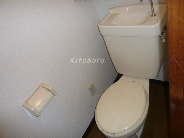 トイレ ウォシュレット新設予定