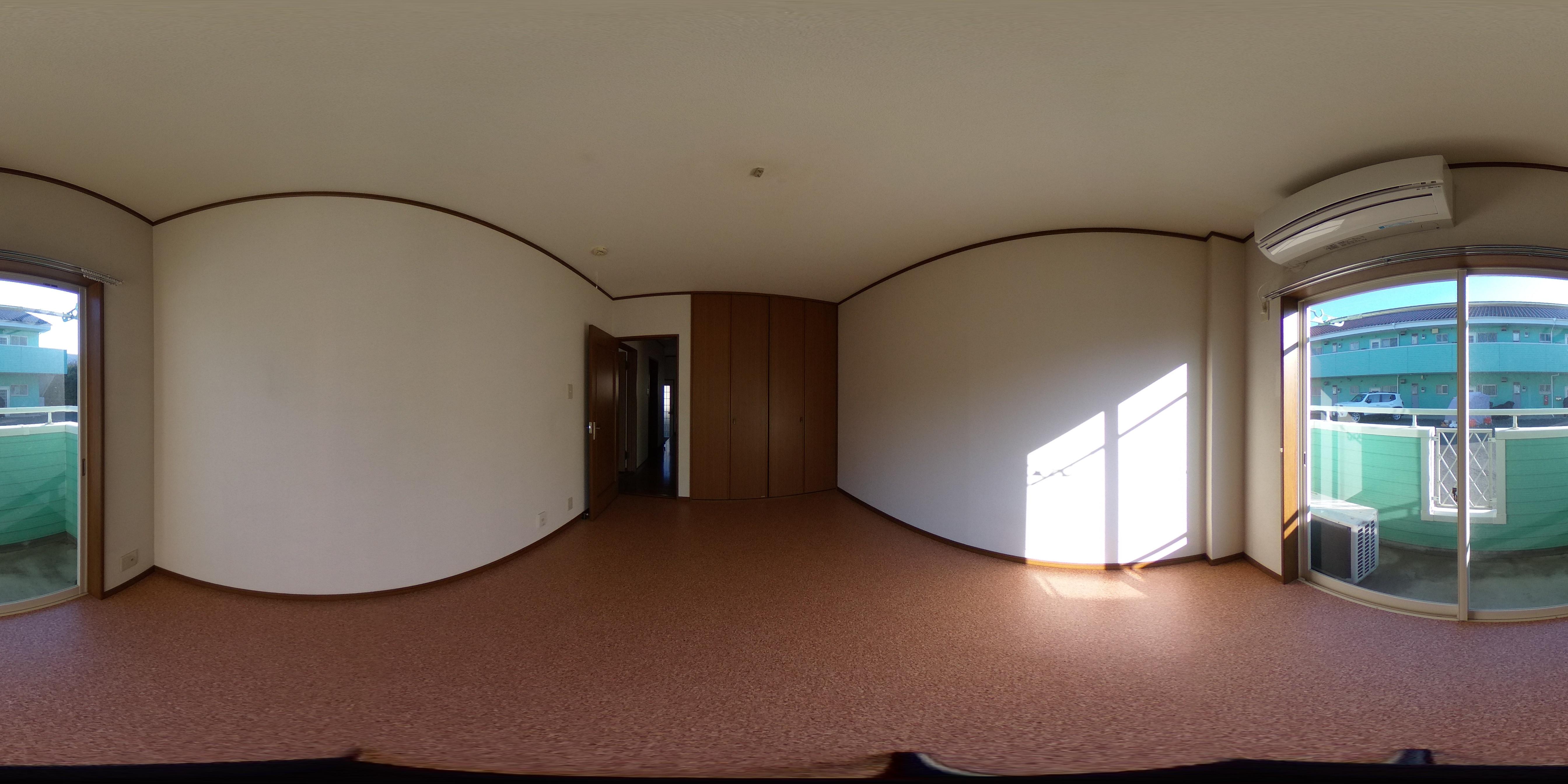 洋室 東側