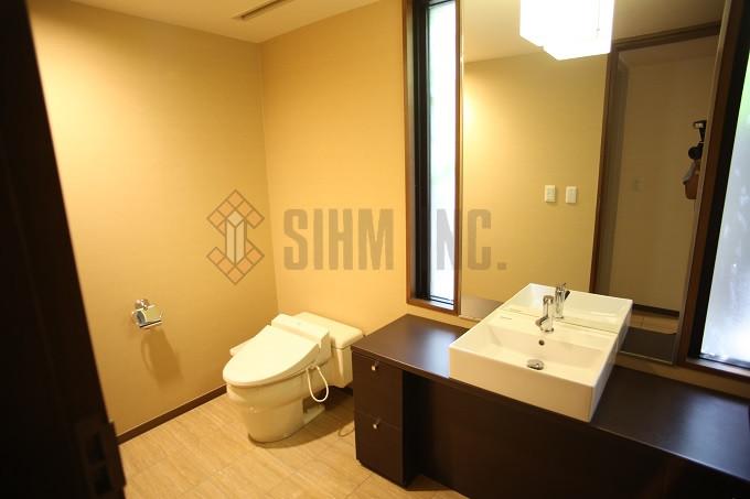 1階ゲストトイレ