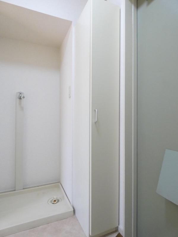 写真は203号室のものを使用
