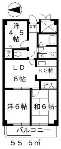 和室も一部屋ある間取りはなんだか和みますね。