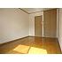 洋室6.5帖 大きな収納完備でお部屋を有効的に使えます♪