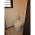 トイレ バス・トイレ別 トイレ内に窓があり換気良好