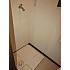 室内洗濯機置場完備(トイレ内)