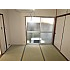和室4.5帖 窓も大きく解放感のあるお部屋です♪