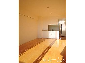 リビング14帖・カウンターキッチン