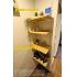 下駄箱にもオシャレな棚にも仕様の出来る可動棚
