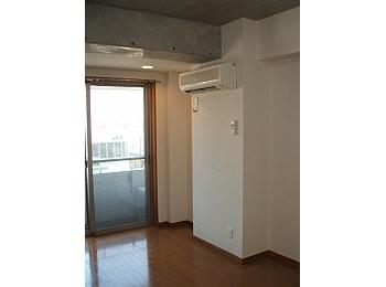 ◆居室内◆ 一部コンクリート打ち放しです