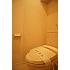 トイレは多機能便座です。